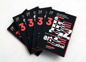 3 Jazz Art Festival爵士艺术节精彩视觉设计