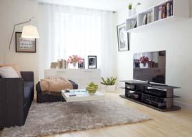 15款舒适的客厅设计欣赏