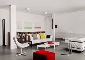 12例时尚现代的客厅装修设计