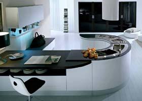 6例美观现代的整体厨房设计