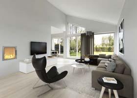 14例时尚现代的客厅设计欣赏