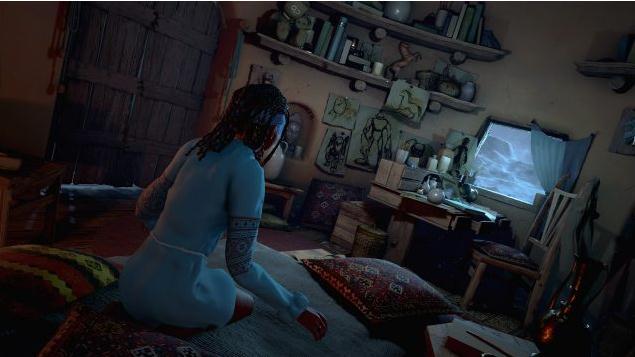 Golem将于明年3月13日在PSVR独家首发 新鲜游戏画面曝光