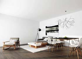 14例风格不同的现代客厅设计