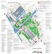 伯纳德?屈米作品---巴黎拉维列特公园