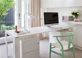 12例办公区室内设计欣赏