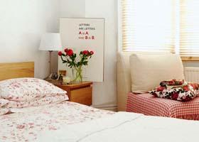 传统丝印手绣工艺手工制作者Catherine的小公寓装修欣赏