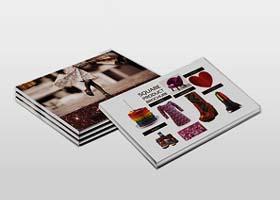 2本时尚购物画册案例欣赏