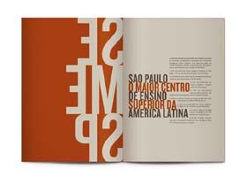 2例优秀的画册版式设计欣赏