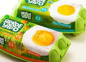 """""""Bright Morning""""主题创意鸡蛋包装设计"""