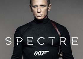 《007:幽灵党》电影角色海报欣赏
