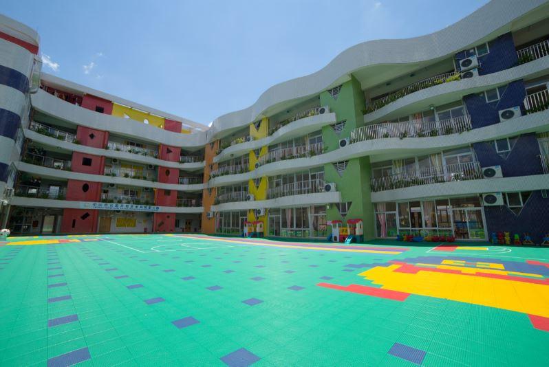 中山市火炬开发区明珠苑幼儿园