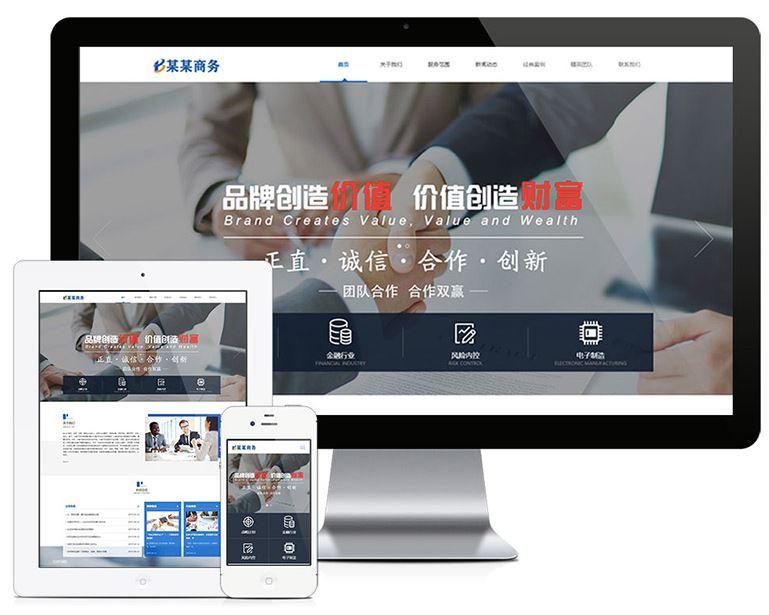 企业官网(PC+手机版)4800元/首年