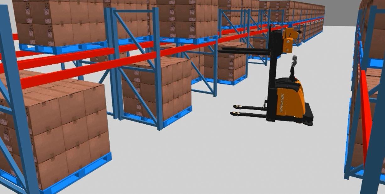 工业作业流程3D建模动画视频制作(面议)