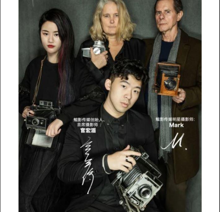 鲲 影 传 媒 | 这家宝藏摄影公司被你发现啦!