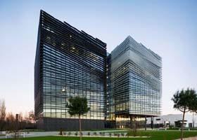 法国Thales航空工业集团新大楼设计