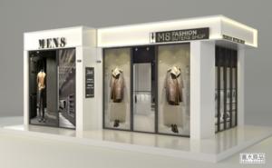 MEN8服装店设计
