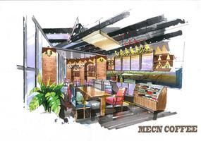 MECN COFFEE设计